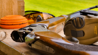 Have a go sporting clay shooting 25
