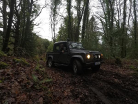Off Road Driving